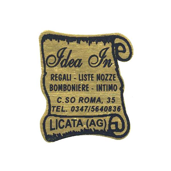 etichette adesive C01